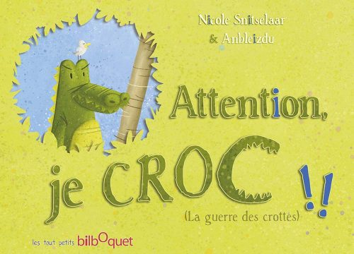 Couverture du livre Attention